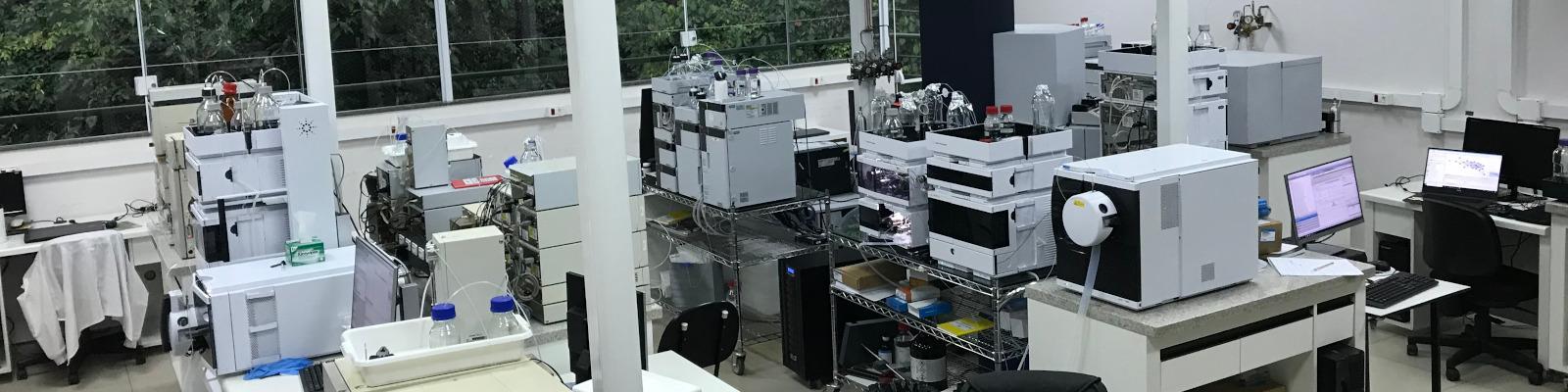 Laboratório Central Analítica